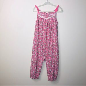Mini Boden Daisy Bubble Romper